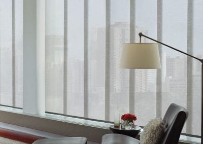 Hunter Douglas Skyline Gliding Window Panels