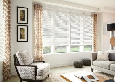 Comfortex Newport Wood Blinds